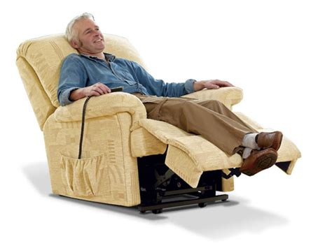 Person Reclining by Introducing Rise Recliners And Electric Lift Chairs