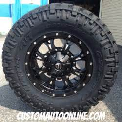 Trail Grappler With Rims Custom Automotive