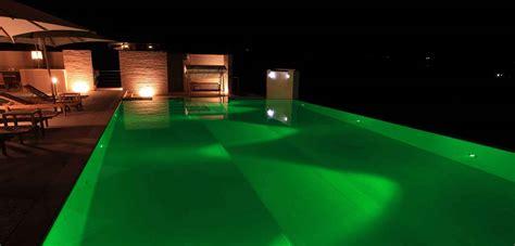 illuminazione piscine illuminazione per piscine piscine castiglione