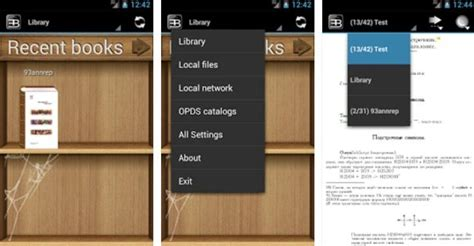 djvu format for kindle 5 best android apps ebook reader for reading pdf and