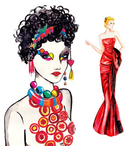 illustration next contemporary creative fashion illustration by gabriela couth at coroflot com