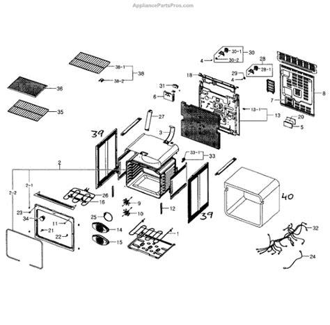 samsung de47 20037a therm appliancepartspros