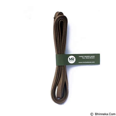Sepatu Merk Wood jual mr shoelaces tali sepatu lilin gepeng ft19120