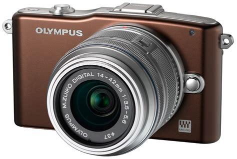 Kamera Olympus Pen Mini Test Av Olympus Pen Mini E Pm1 Kamera Bild