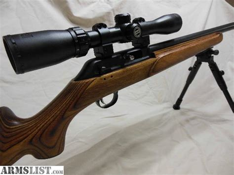 bench gun armslist for sale thompson r55 bench rifle