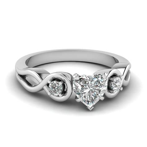 unique yet affordable 189 carat engagement rings