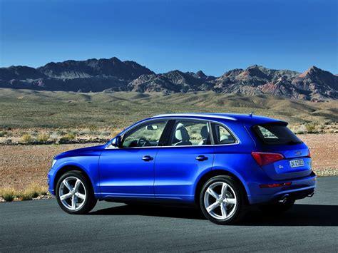 2009 Audi Q5 2009 audi q5 motor desktop