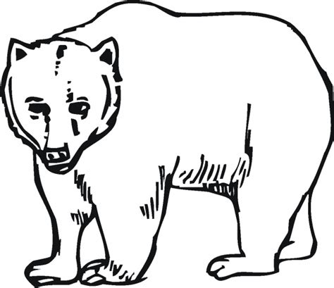 Printable Bear Coloring Pages Coloring Me Bar Coloring Pages