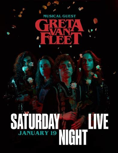 greta van fleet dublin greta van fleet to perform on saturday night live