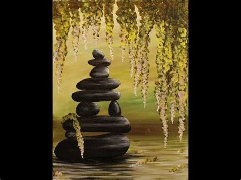 paint nite zen 17 best images about easy paint tutorials on