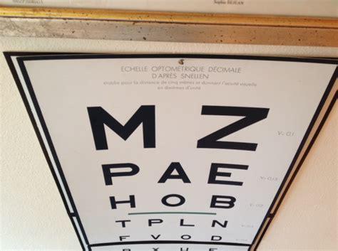 tavola optometrica tavola optometrica alfredo marino