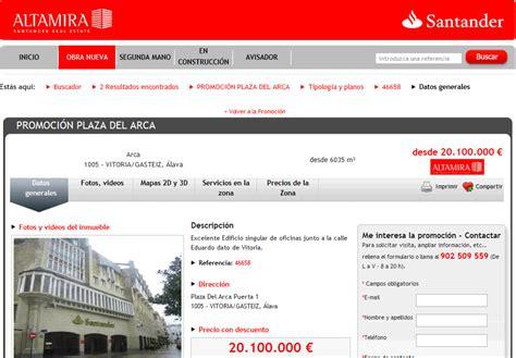 pisos del banco banesto los bancos venden sus propias oficinas