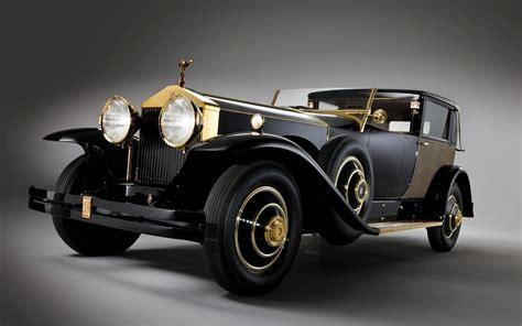 Car Wallpaper Design by Wallpaper Vintage Rolls Royce Vintage Car Classic Car