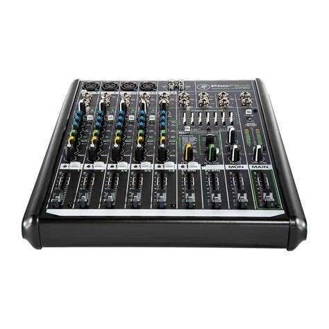 Mixer Mackie mackie profx8v2 8 channel professional effects mixer at gear4music