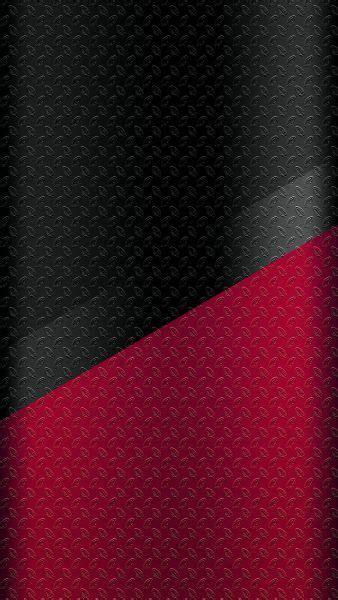 wallpaper metal edge dark s7 edge wallpaper 06 with black and red metal texture