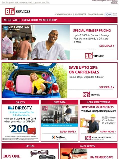 bjs wholesale club get more from your membership see