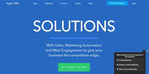 Build Online Survey - online surveys agile crm