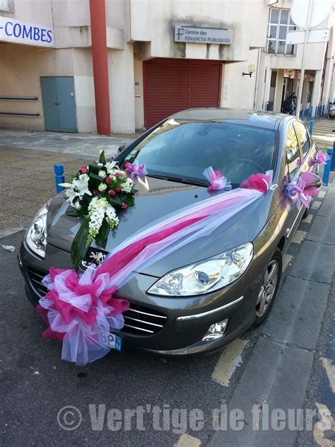 Kit Decoration Voiture Mariage by Decoration Voiture Mariee Amazing Decoration Voiture