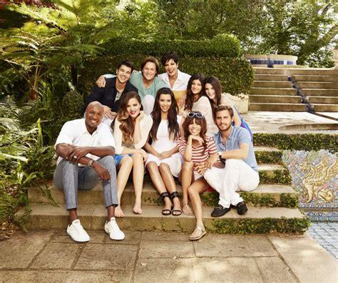 fotos de la familia kardashian 2015 las kardashian 191 qui 233 n es qui 233 n en la familia m 225 s