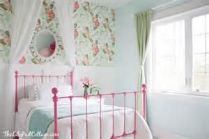 Big Girl Bedroom Part 2 The Lilypad Cottage