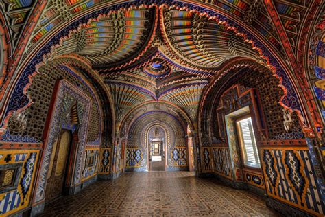 peacock room the peacock room castello di sammezzano in reggello