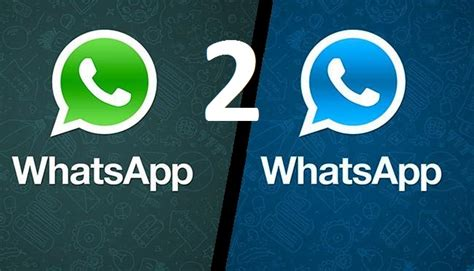 whatsapp android mobile install 2 whatsapp account on same android smatphone mobile