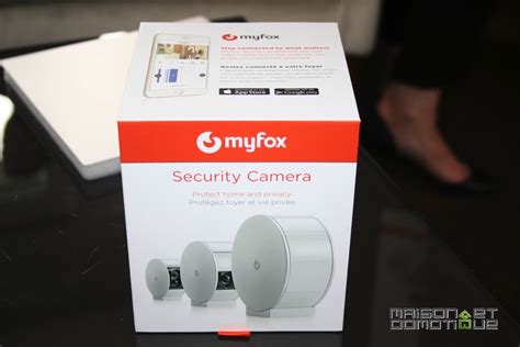 myfox pr 233 sente sa solution home alarm avant le lancement