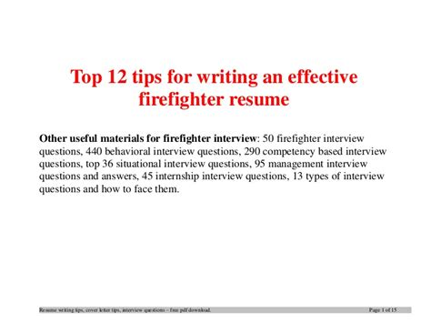 Tips For Writing A Resume by 5 Tips For Writing A Resume Thevillas Co