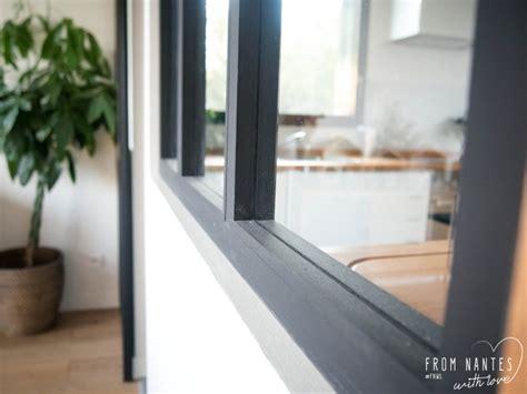 Faire Une Verrière by Comment Fabriquer Une Verriere En Bois Photos Construire