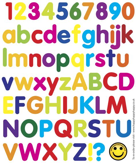 letter and number letters and numbers levelings