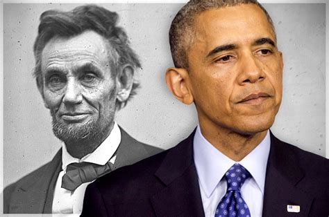 abraham lincoln and barack obama obama s lincoln problem which lincoln is he the great