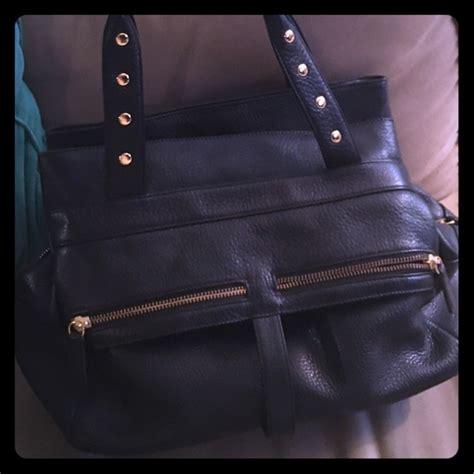 Tas Selempang Coach Original Leather Crossbody Black bloomingdale s genuine leather black pebble bloomingdales handbag from samalama s closet on