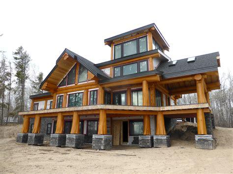 Custom House Builder Online by Case Study Artisan Log Homes Katt Stearns Consulting