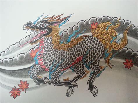 Qilin Tattoo Meaning | tattoo great wave studio