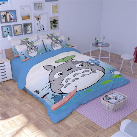 totoro comforter compare prices on totoro bed set online shopping buy low