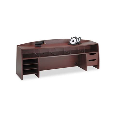 buddy wood desk space saver bdy113416 shoplet com