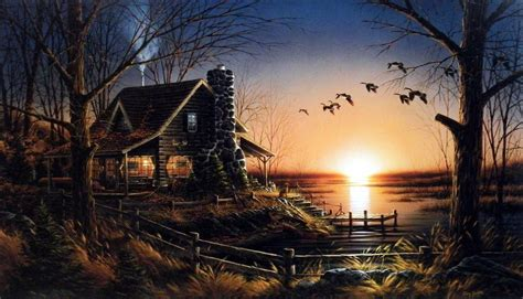 comfort of home terry redlin comforts of home wildlifeprints com