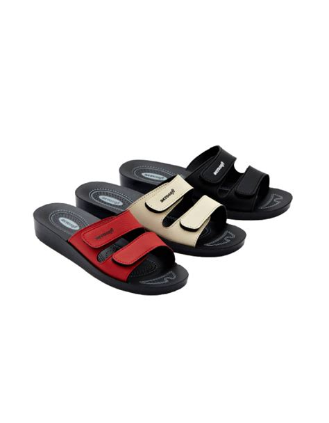 aerosoft original comfort aerosoft clinton ladies summer sandals orthopaedic comfort