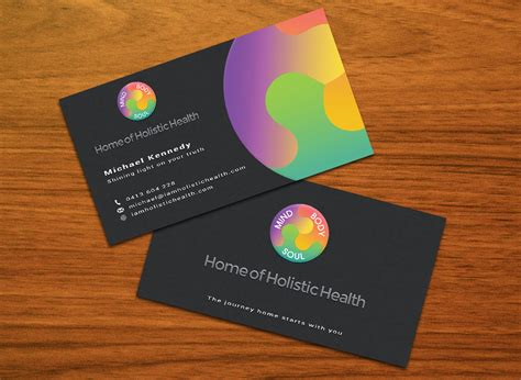 hometown business card design elegant playful life coaching business card design for