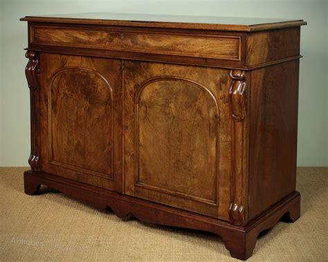 walnut chiffonier sideboard c 1860 antiques atlas