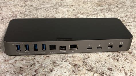 owc thunderbolt 3 dock returns macbook pro ports apple macvoices 17152 briefing five things about the owc