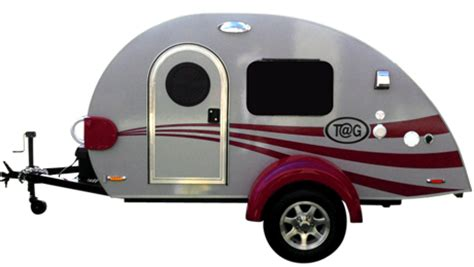 Gidget Teardrop Trailer by T G Basic Little Guy Trailers