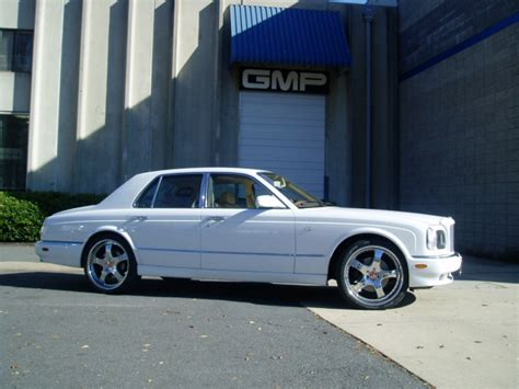 bentley arnage white white bentley arnage with 22 quot 6speedonline porsche