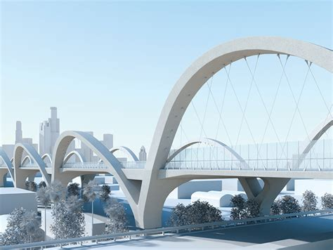 city announces new design for sixth street bridge kcet can the new 6th street viaduct help transform l a los