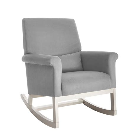 Grey Nursery Rocking Chair Olli Ella Ro Ki Rocker Nursery Chair In Dove Grey Nursing Chairs C