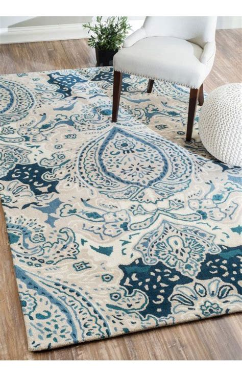 Turquoise Rugs For Sale by Rugs Usa Marquis Lum41 Damask Turquoise Rug Rugs Usa Pre