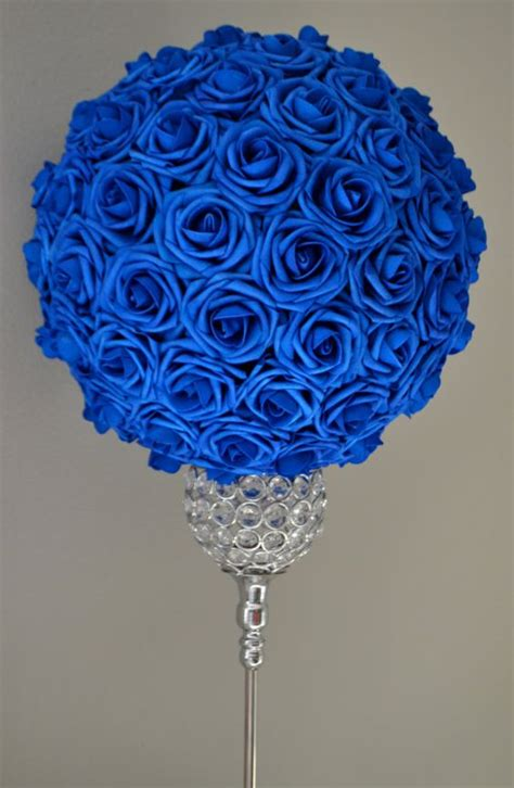 Blue Wedding Flower Ideas by Royal Blue Flowers Flower And Blue Flowers On