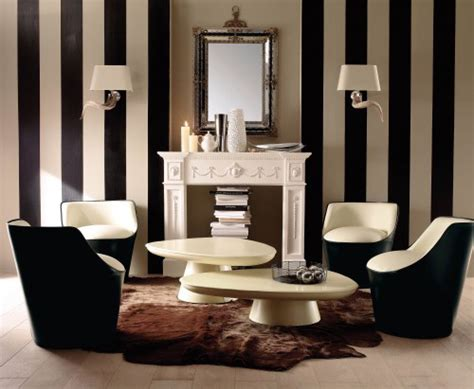 black and white striped home decor decorating with stripes and good feng shui colors for