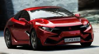 Models Of Mitsubishi Cars 2016 Mitsubishi Eclipse Concept Rumors And Specs