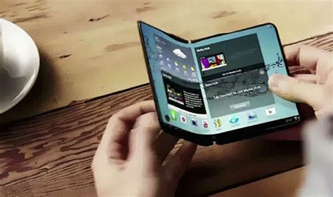 samsung galaxy x could be powered by foldable battery but may come at a cost express co uk